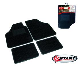 Set Completo Tappeti Auto Daytona in moquette 850 GR//MQ Universale START