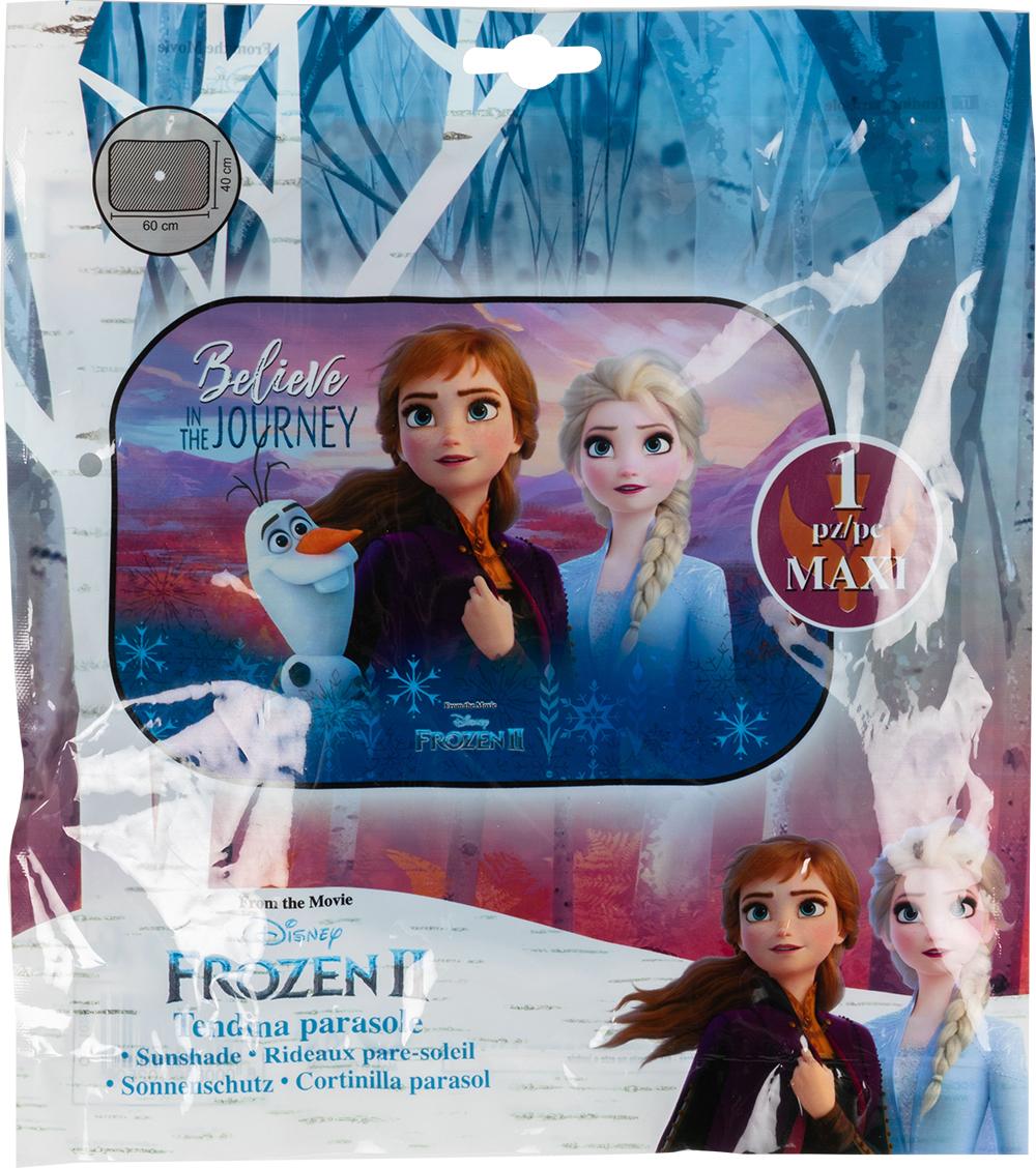 Vorhang-Seite-Sonnenschirm-Auto-Single-Gefroren-Anna-amp-Elsa-Maedchen-Disney Indexbild 3