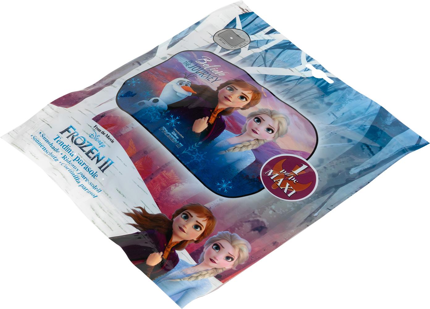 Vorhang-Seite-Sonnenschirm-Auto-Single-Gefroren-Anna-amp-Elsa-Maedchen-Disney Indexbild 9