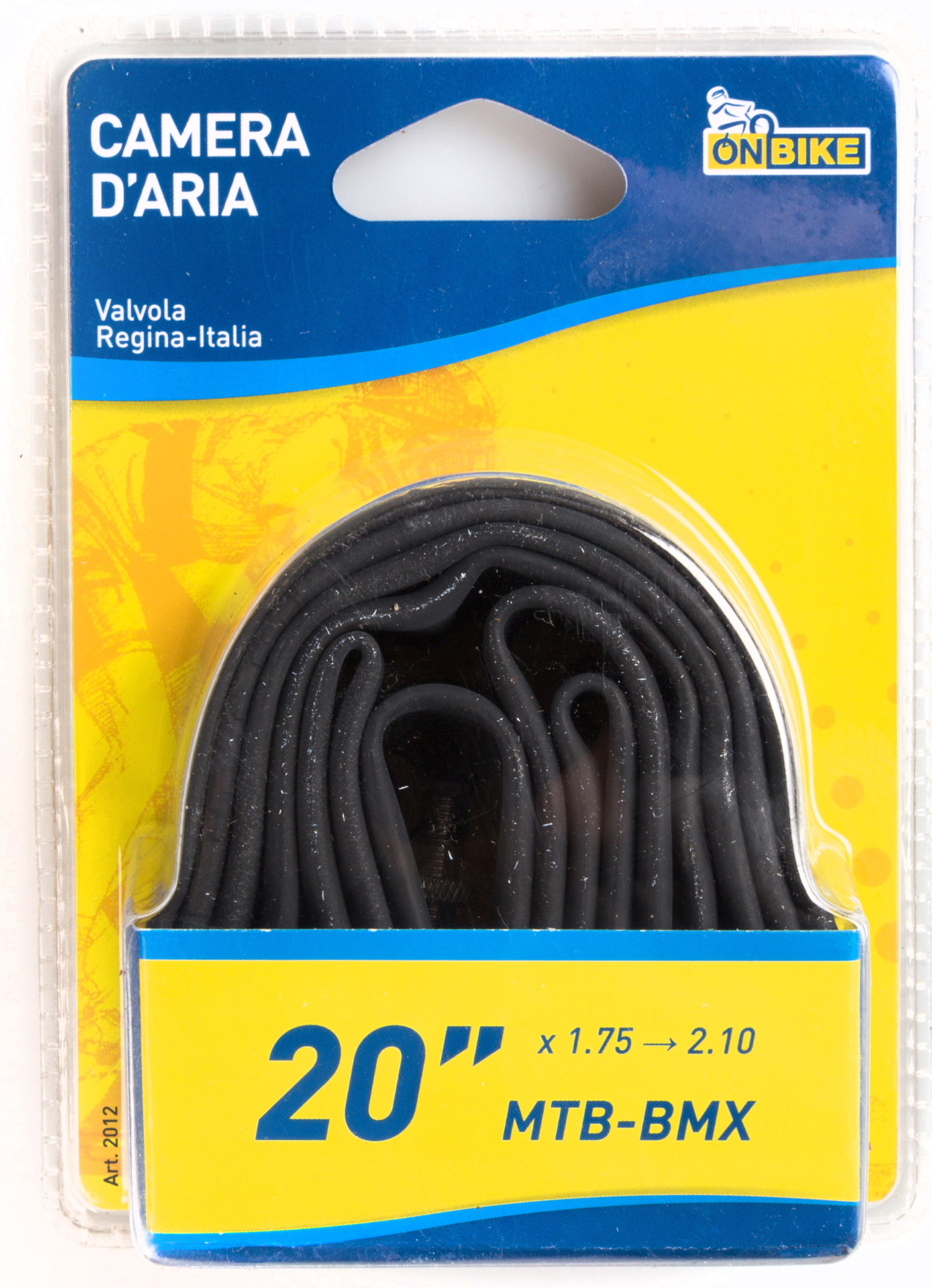 CAMERA D/'ARIA BICI BICICLETTA 20 x 1.75//2.00