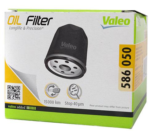 Valeo 586050 Filtro Olio